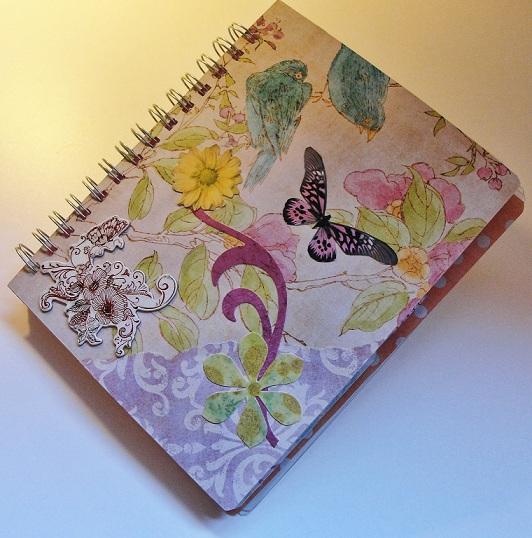 Como decorar cuadernos para adolescentes imagui - Como decorar con fotos una pared ...
