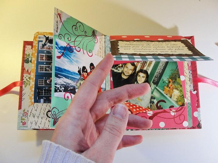 Como hacer un album fotografico imagui - Como hacer un album scrapbook ...