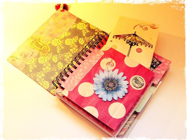 Ideas para decorar cuadernos por dentro - Como decorar cuadernos ...