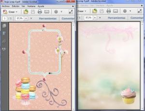 Material scrapbook digital gratis para mis chic s for Programa decoracion online