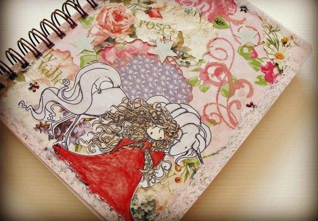 Agenda Cinderella Unicorn Dreams 1-7