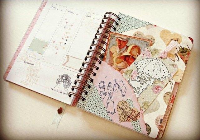 Agenda Cinderella Unicorn Dreams 4-7