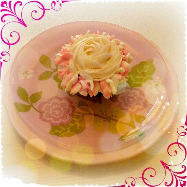 Cupcakes de Oreo, crema de leche y nata