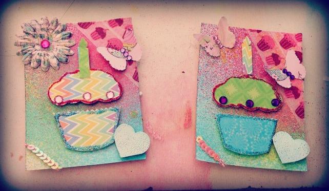 Taller ATCs Cupcakes 10