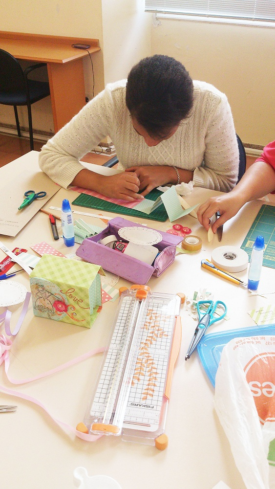 Taller Caja ART IT en Sitges 2