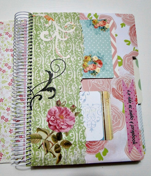 Agenda made by Cinderella_3