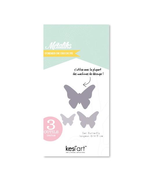 métaliks butterfly