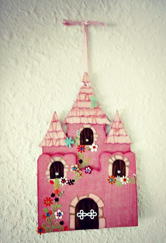 Castillo de la Princesita Cinderella