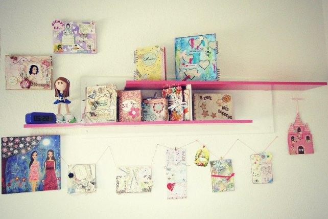 CinderellaScrapRoom 9 - Wall of Friends