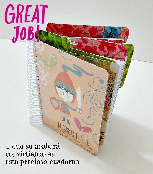 Tutorial gratuito cuaderno Cinderella 5