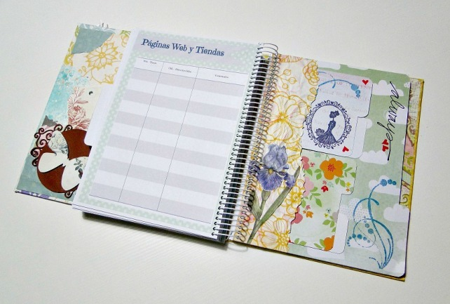Agenda Boda - Erase una vez un beso - Cinderella Wedding planner 10