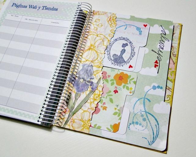 Agenda Boda - Erase una vez un beso - Cinderella Wedding planner 11
