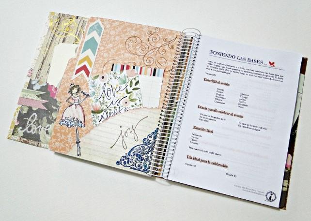 Agenda boda felices para siempre - Cinderella Wedding Planner 7