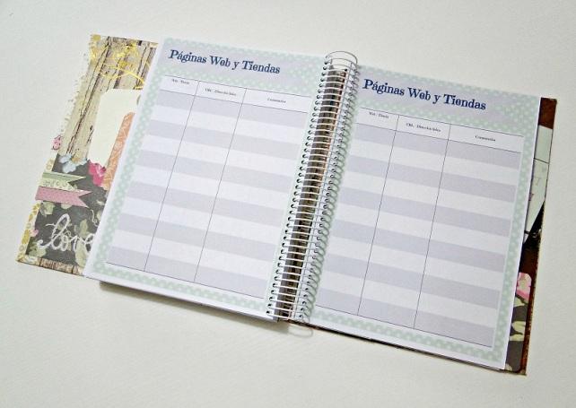 Agenda boda felices para siempre - Cinderella Wedding Planner 9