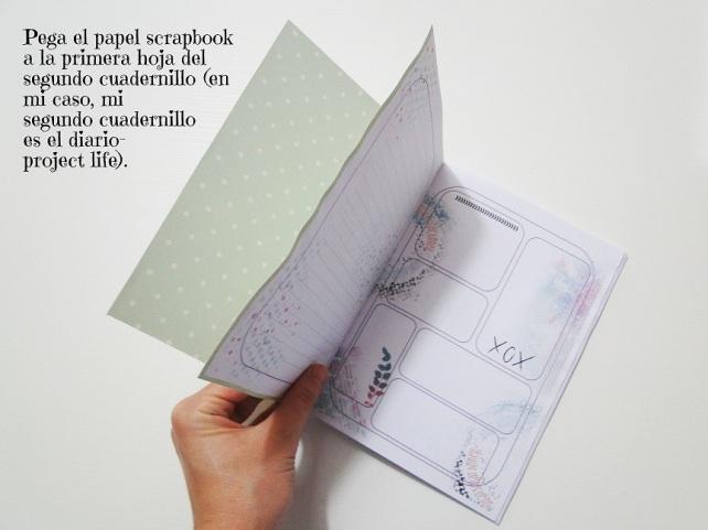 Agenda-Diario de Viaje Cinderella 14