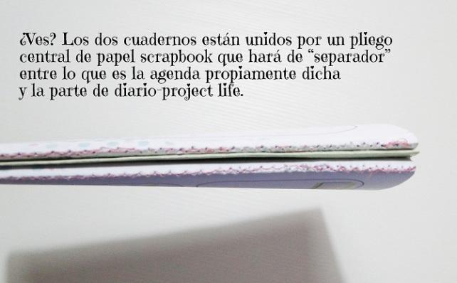 Agenda-Diario de Viaje Cinderella 16