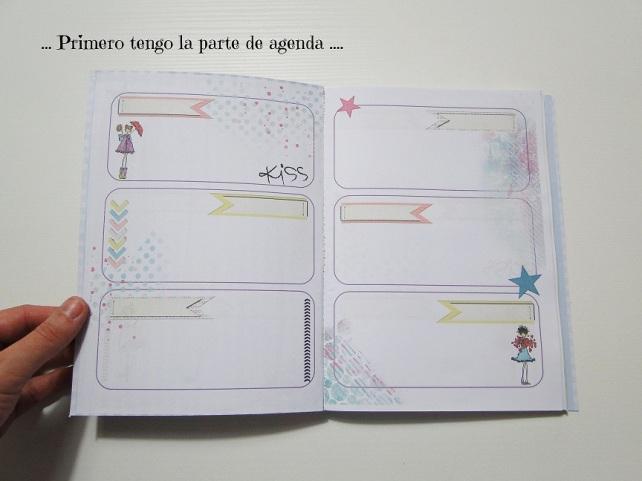 Agenda-Diario de Viaje Cinderella 22