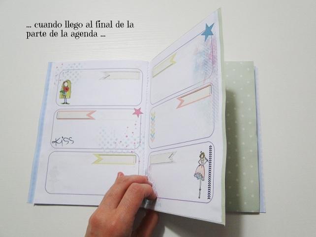 Agenda-Diario de Viaje Cinderella 23
