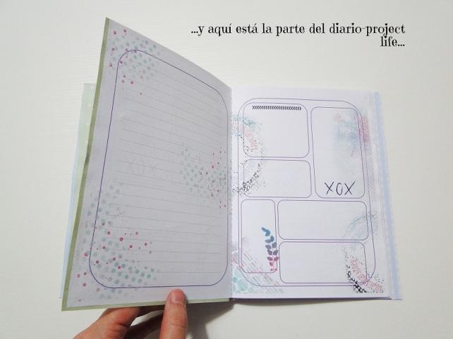 Agenda-Diario de Viaje Cinderella 25
