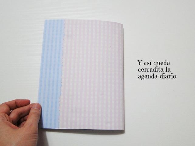 Agenda-Diario de Viaje Cinderella 26