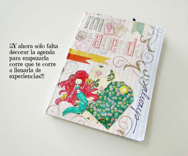Agenda-Diario de Viaje Cinderella 27
