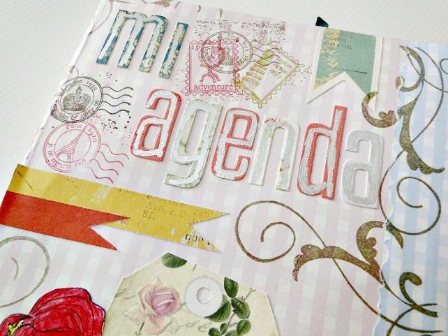 Agenda-Diario de Viaje Cinderella 29