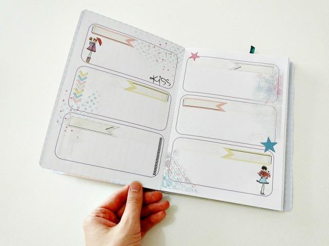 Agenda-Diario de Viaje Cinderella 31