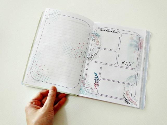 Agenda-Diario de Viaje Cinderella 33