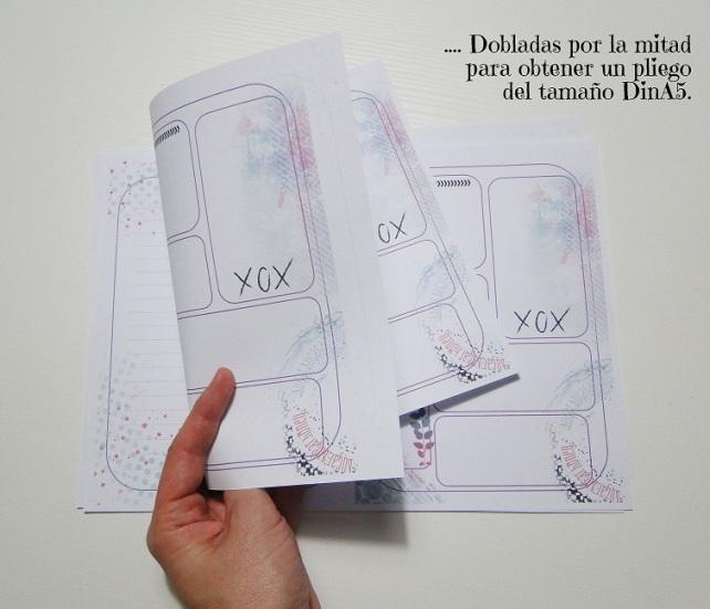 Agenda-Diario de Viaje Cinderella 7