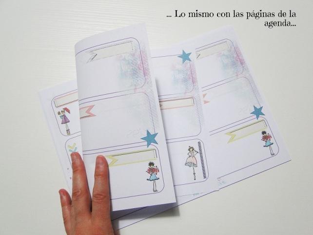 Agenda-Diario de Viaje Cinderella 8