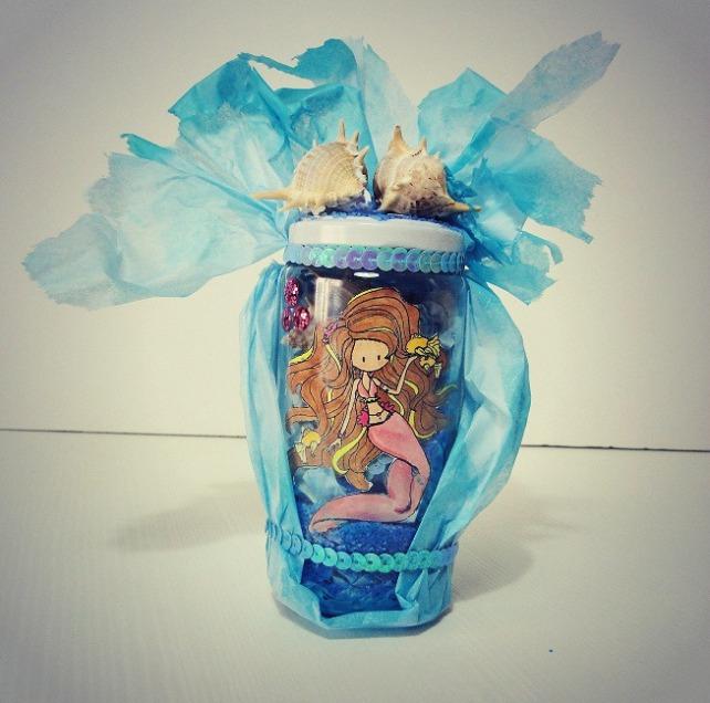 Botella Mágica Sirena Cinderella 1