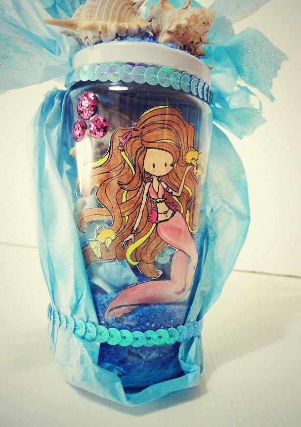 Botella Mágica Sirena Cinderella 2