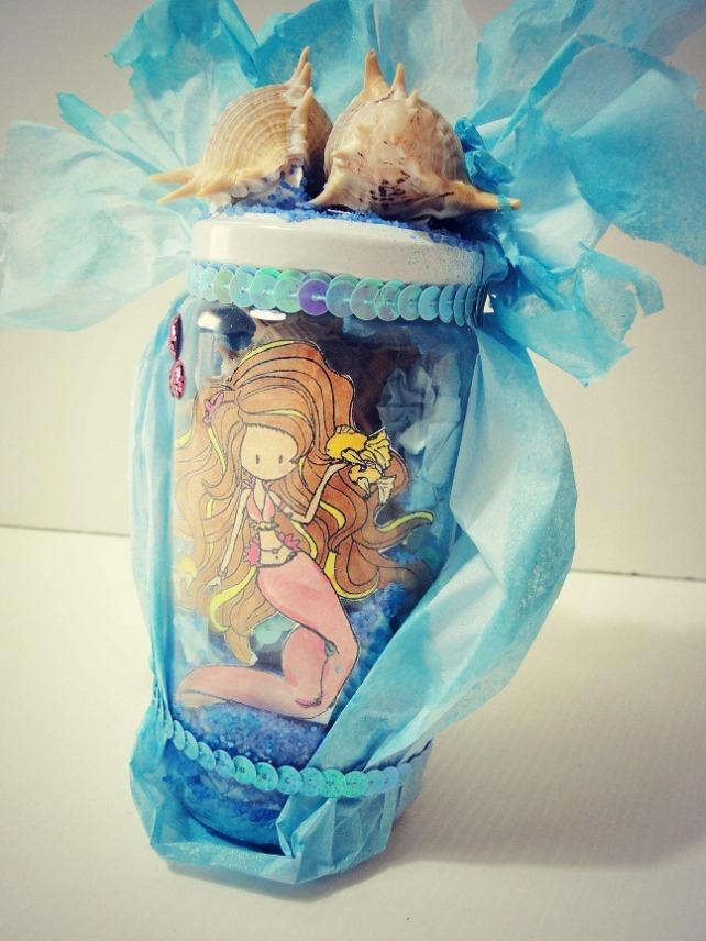 Botella Mágica Sirena Cinderella 4