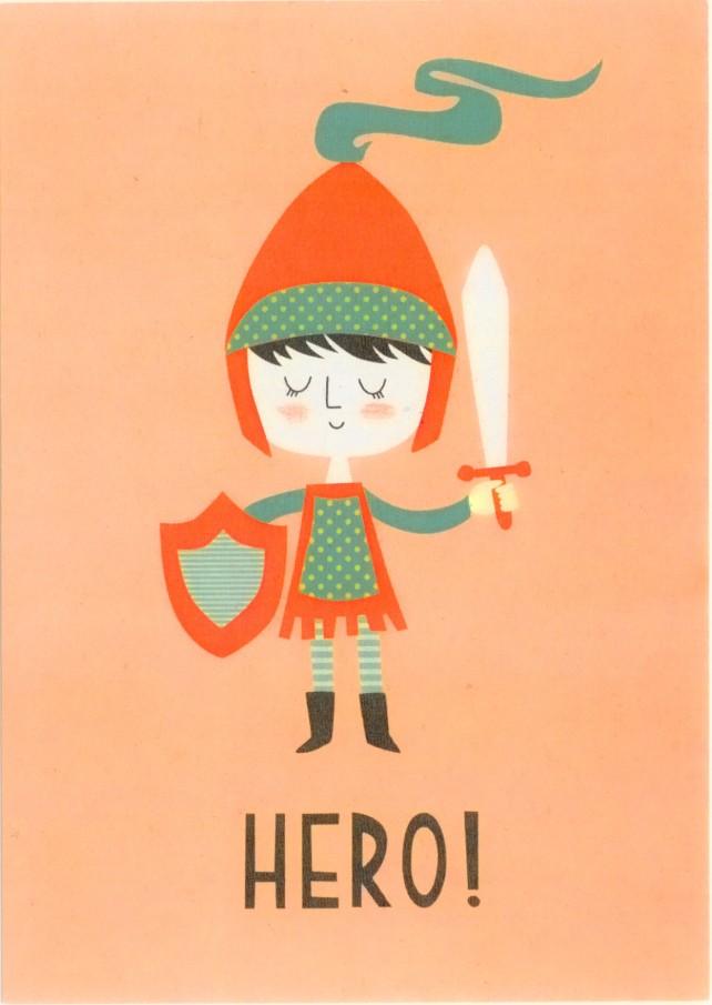 Imagen HERO-héroe