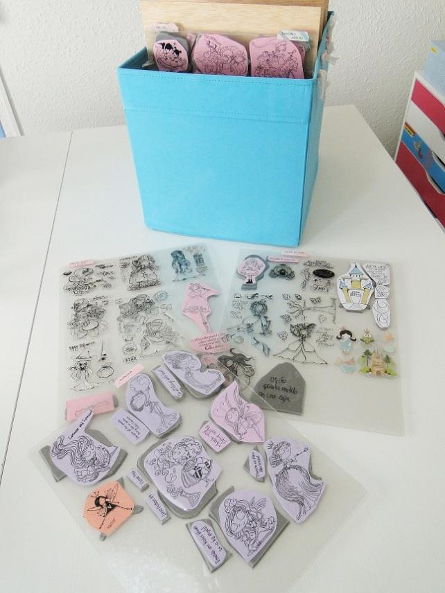 Sistema de clasificación sellos Cinderella 3