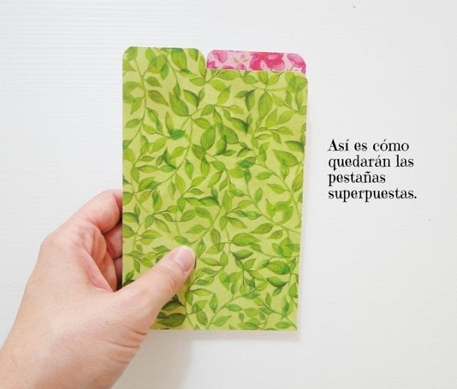 Tutorial Cuaderno personalizado Bienve Prieto Cinderella 11
