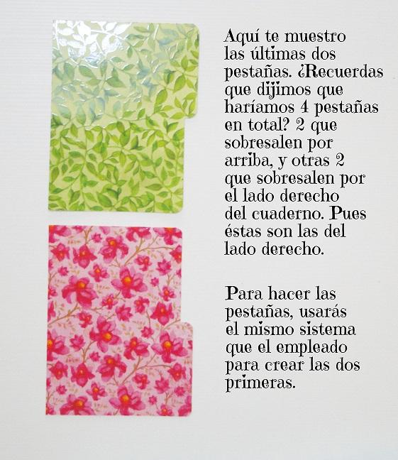 Tutorial Cuaderno personalizado Bienve Prieto Cinderella 12