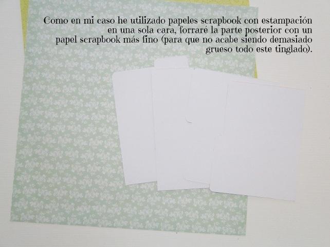 Tutorial Cuaderno personalizado Bienve Prieto Cinderella 15