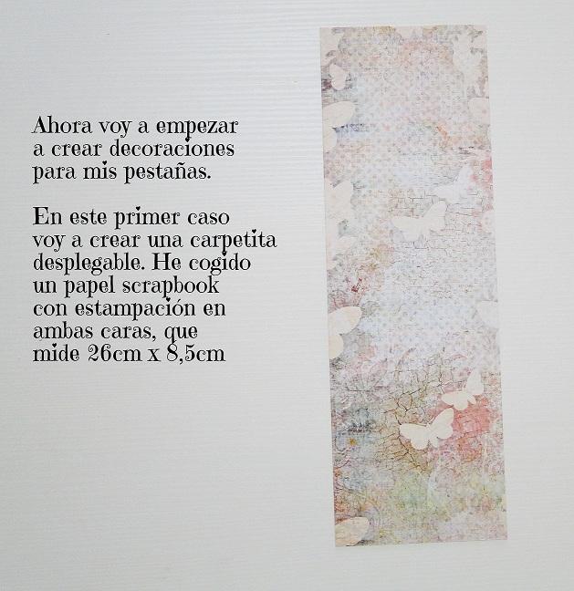 Tutorial Cuaderno personalizado Bienve Prieto Cinderella 17