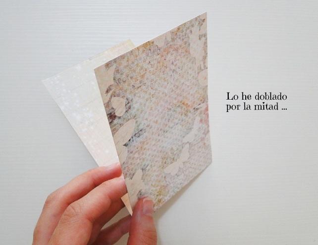 Tutorial Cuaderno personalizado Bienve Prieto Cinderella 18