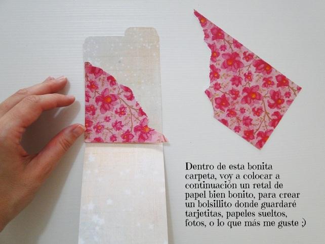 Tutorial Cuaderno personalizado Bienve Prieto Cinderella 20