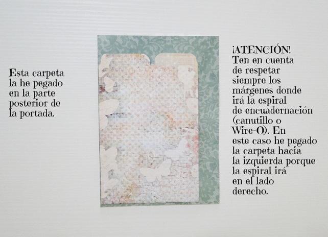 Tutorial Cuaderno personalizado Bienve Prieto Cinderella 23