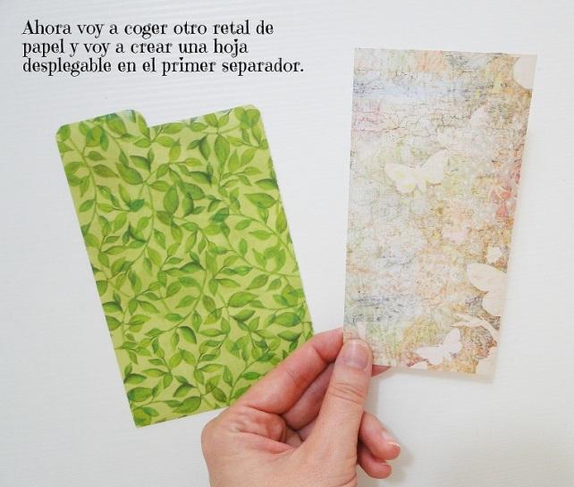 Tutorial Cuaderno personalizado Bienve Prieto Cinderella 24