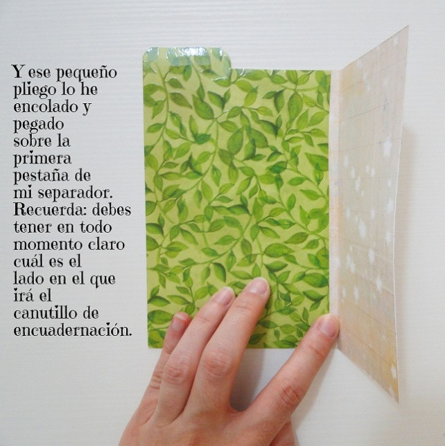 Tutorial Cuaderno personalizado Bienve Prieto Cinderella 26