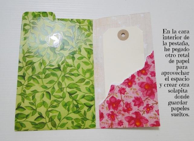 Tutorial Cuaderno personalizado Bienve Prieto Cinderella 27