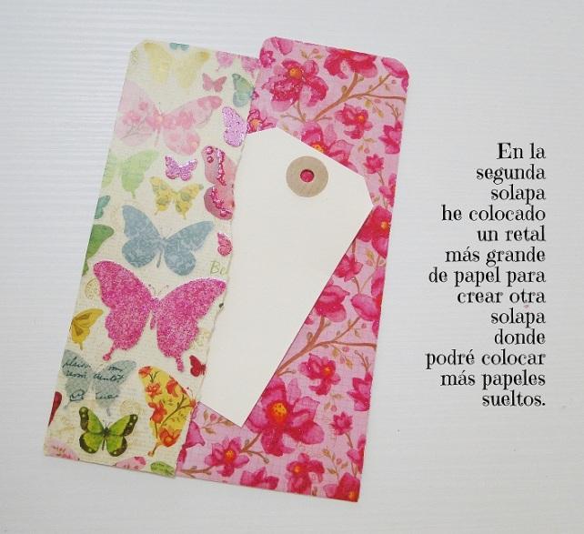 Tutorial Cuaderno personalizado Bienve Prieto Cinderella 28