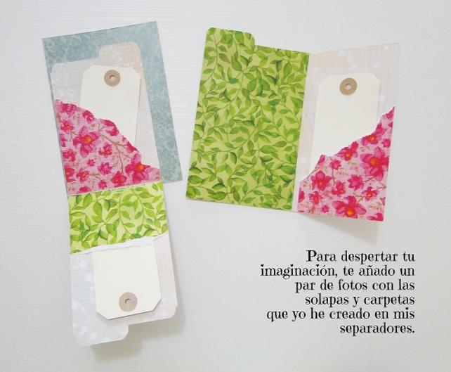 Tutorial Cuaderno personalizado Bienve Prieto Cinderella 30