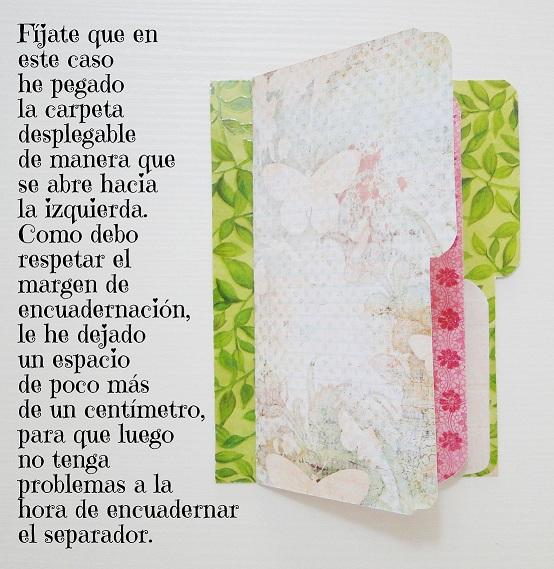 Tutorial Cuaderno personalizado Bienve Prieto Cinderella 32