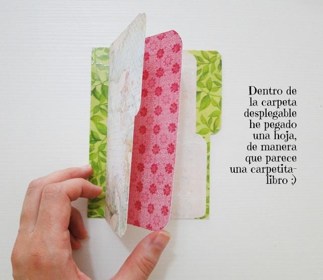 Tutorial Cuaderno personalizado Bienve Prieto Cinderella 33