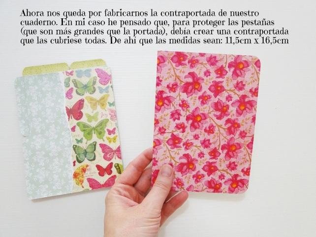Tutorial Cuaderno personalizado Bienve Prieto Cinderella 34